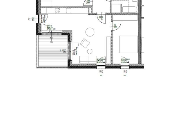 Pachern-Hauptstraße 73/9: 4-Zimmerwohnung mit Balkon